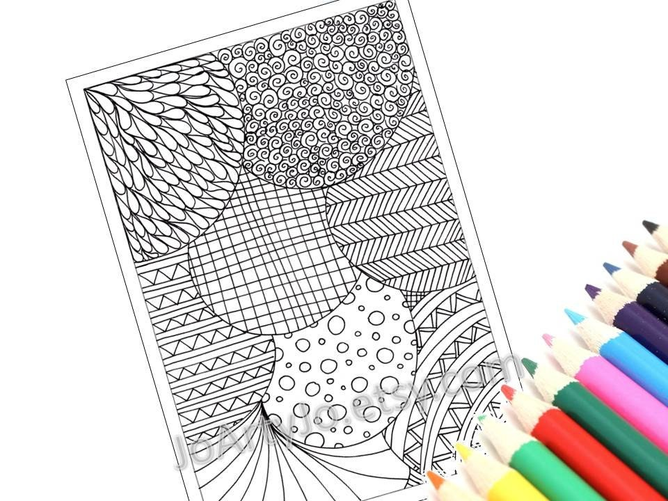 free printable coloring pages for you page 5 of 74 free zentangle ...