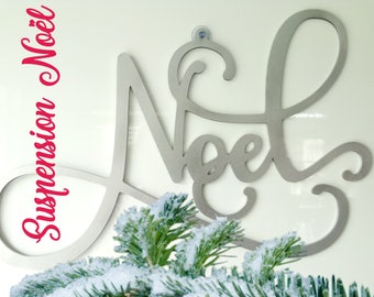 Christmas ornament glass decoration stickers