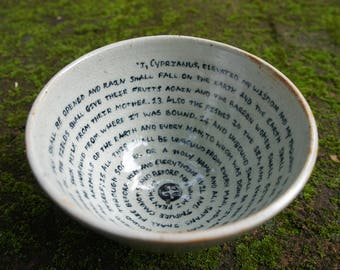 Cyprian's Incantation Bowl – Celadon