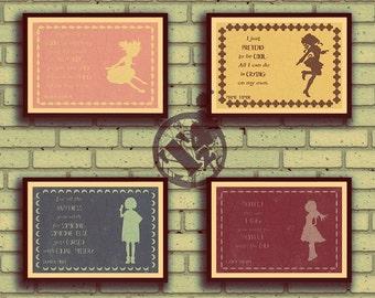 Puella Magi Madoka Magica Quotes 7 Posters