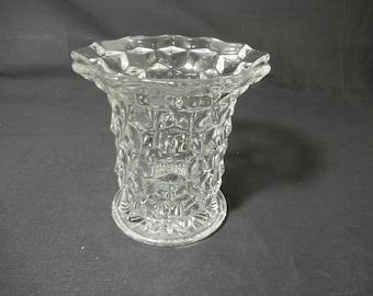 "Fostoria American Line # 2056 5"" Flared Vase"