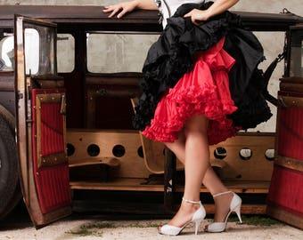 Rockabilly petticoat