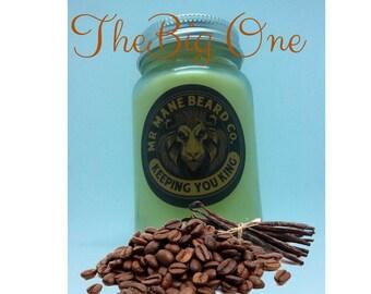 100% NATURAL COFFEE & VANILLA Beard Butter 2 oz
