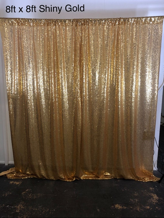 Photo Backdrops Gold Photo Backdrop Sequin Photo Backdrop