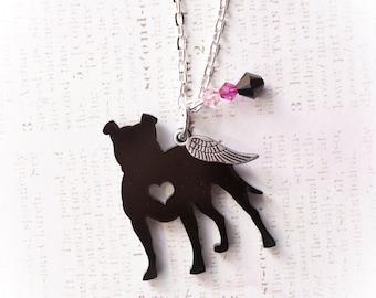 Pitbull Jewelry, Pitbull Necklace