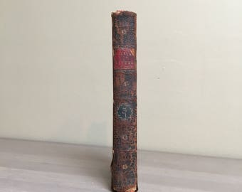 Letters from France - 1793 First Edition, Vol III Containing a Series of Letters on the Politics of France, Rare Antique Book