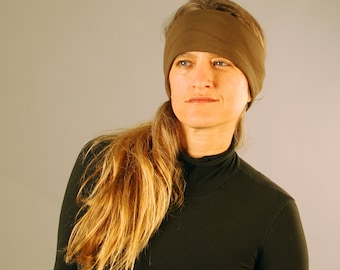 Ear Warmer  - Headband - Universal Size  - Organic Clothing - Eco Friendly- Several Colors Available