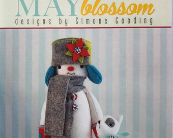 May Blossom Yuri & Sasha MB070 Pattern