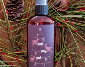 Christmas Wreath ~ room and linen spray ~ Scents of Christmas