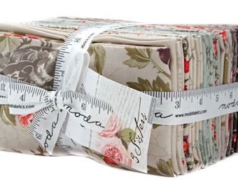 Quill Fat Eighth Bundle by  3 Sisters for moda