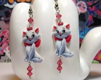 Aristocat's Marie Dangle Earrings