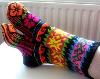 Knitted socks-stockings(3)