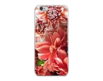 Bright Florals iPhone Case | iPhone 6/6s, 6 Plus/6s Plus, 7/7 Plus, 8/8 Plus, X Case