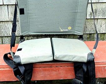 L L Bean Canoe Seat Backrest Industrial Outdoor Stadium Seat