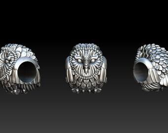 Owl Charm bracelet Charm Bird pendant Animal charm Animal jewelry Charm bracelet Owls Wise Owl Owlet