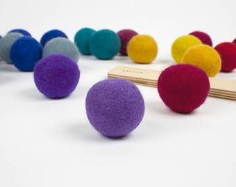 Felted ball (4cm) - Extra