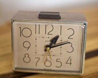 Vintage Retro Clock   Mid-Century Clock