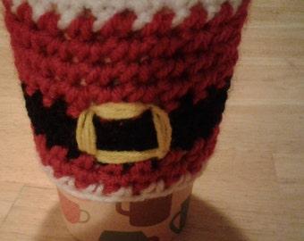 Santa Claus Cup Cozy