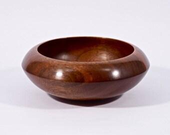 walnut bowl, qx-135