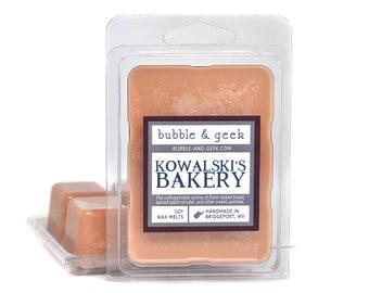 Kowalski's Bakery Scented Soy Wax Tart Melts