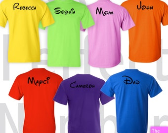 Add A Name to You T-shirt