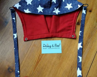 Hoody Style Hood for the Tula baby carrier - Fabric Choices 127 - 189