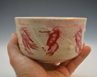 Matcha Chawan, Tea Bowl, handmade tea bowl, ceramic tea bowl, handmade pottery, Pottery Tea Bowl