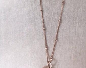 Handmade Mini Shark Tooth Necklace - Handmade Necklace