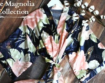 Magnolia Robe Collection: Bridesmaid Robes