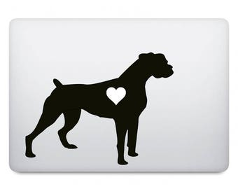 Bull Dog Computer Decal
