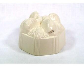 Rabbit Party! Ceramic Jelly Mold