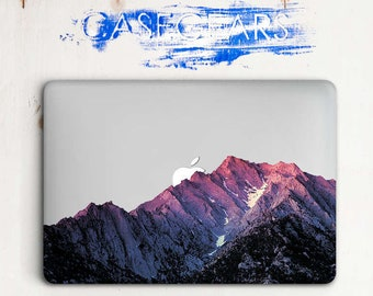 Mountains Macbook Pro Case Nature Laptop Case Macbook Pro 13 2017 Case Macbook Air 13 Case Computer Case Computer Cover Macbook 12 CG2050