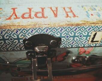 Vintage Creative Briefcase