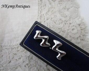 Vintage cufflinks Stratton England