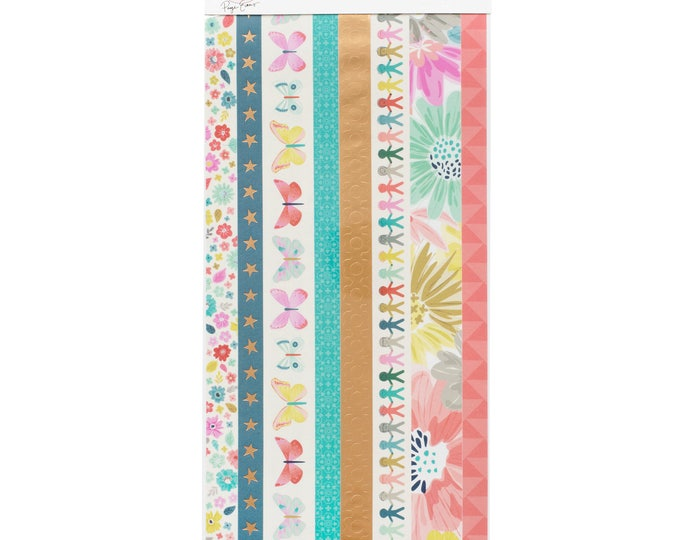 Turn the page Paige Evans washi book