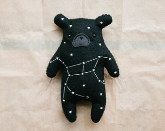 Ursa Major (Handmade Felt Plush)