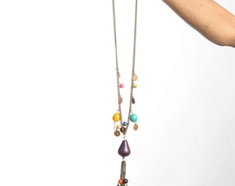 Tagua nut jewelry gift for women