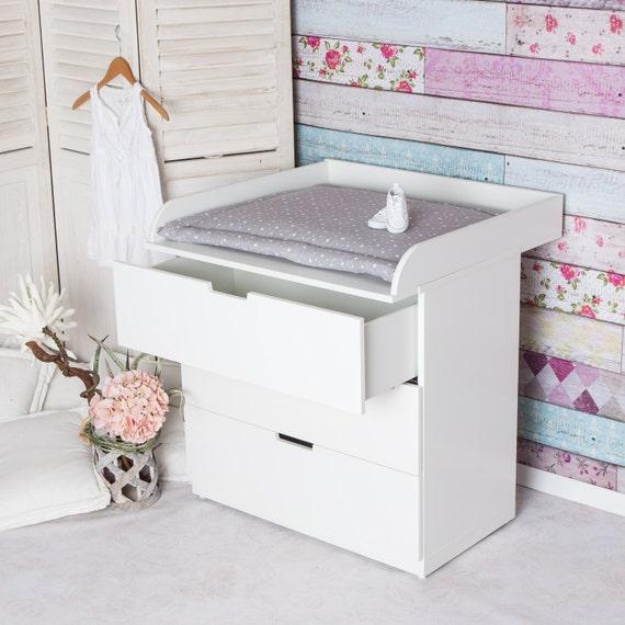 Changing Mature Dresser