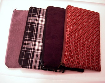 SPECIAL Zippered Pouches 3 for 30