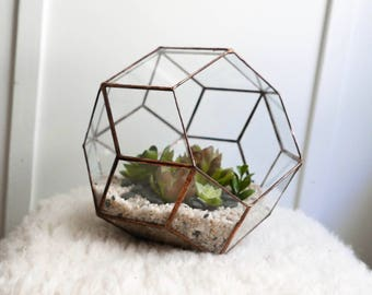 Ball Geometric Terrarium