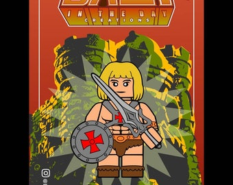 He-Man Soft Enamel Pin