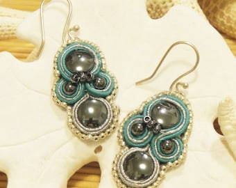 Soutache Dangle Earrings