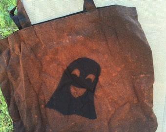 SALE!! Happy Ghost Bleach Art Bag