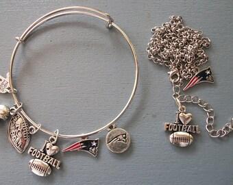 Top Patriots jewelry | Etsy PG97
