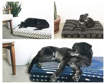 Designer Dog Bed | Custom Dog Bed | Dog Bed Cover | Modern Dog Bed | Washable Dog Bed | Luxury Dog Bed | Large Dog Bed | Small Dog Bed