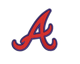 Letter A Embroidery Design - 2,3,4,5 inch