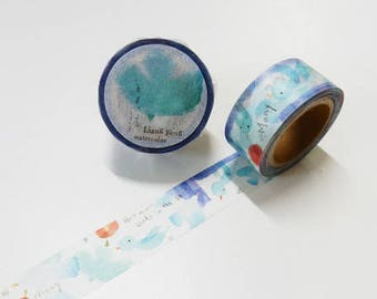 Washi Tape - Birds by Liang Feng - decorative tape