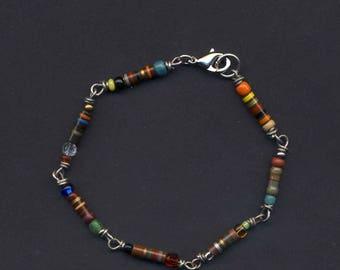 RESISTor Bracelet (small 7 3/4)