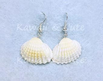 Earrings Marine Shells