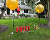 Sweet 16 Large Freestandi...